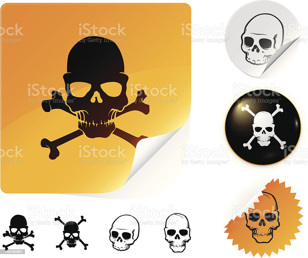 danger stickers royalty-free danger stickers stock vector art & more images of celebration event