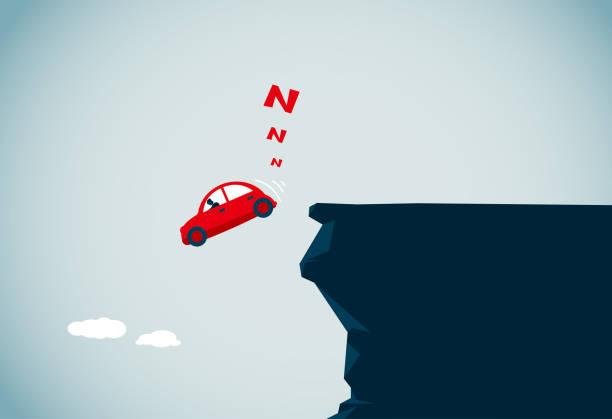 danger commercial illustrator bluff stock illustrations