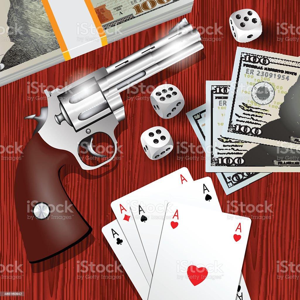 gambling games dangerous