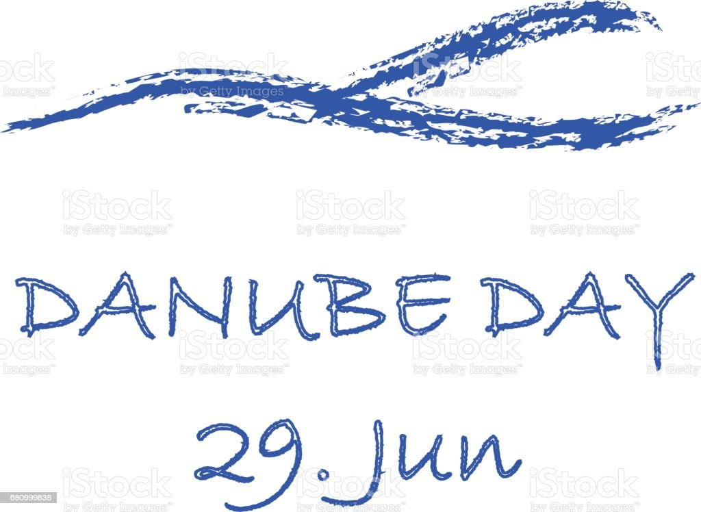 Danube day icon and vector. royalty-free danube day icon and vector stock vector art & more images of city