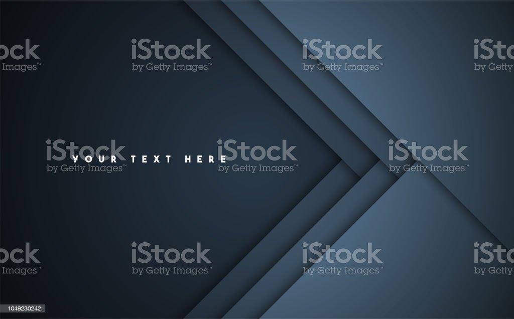 Dark Abstract Vector Background