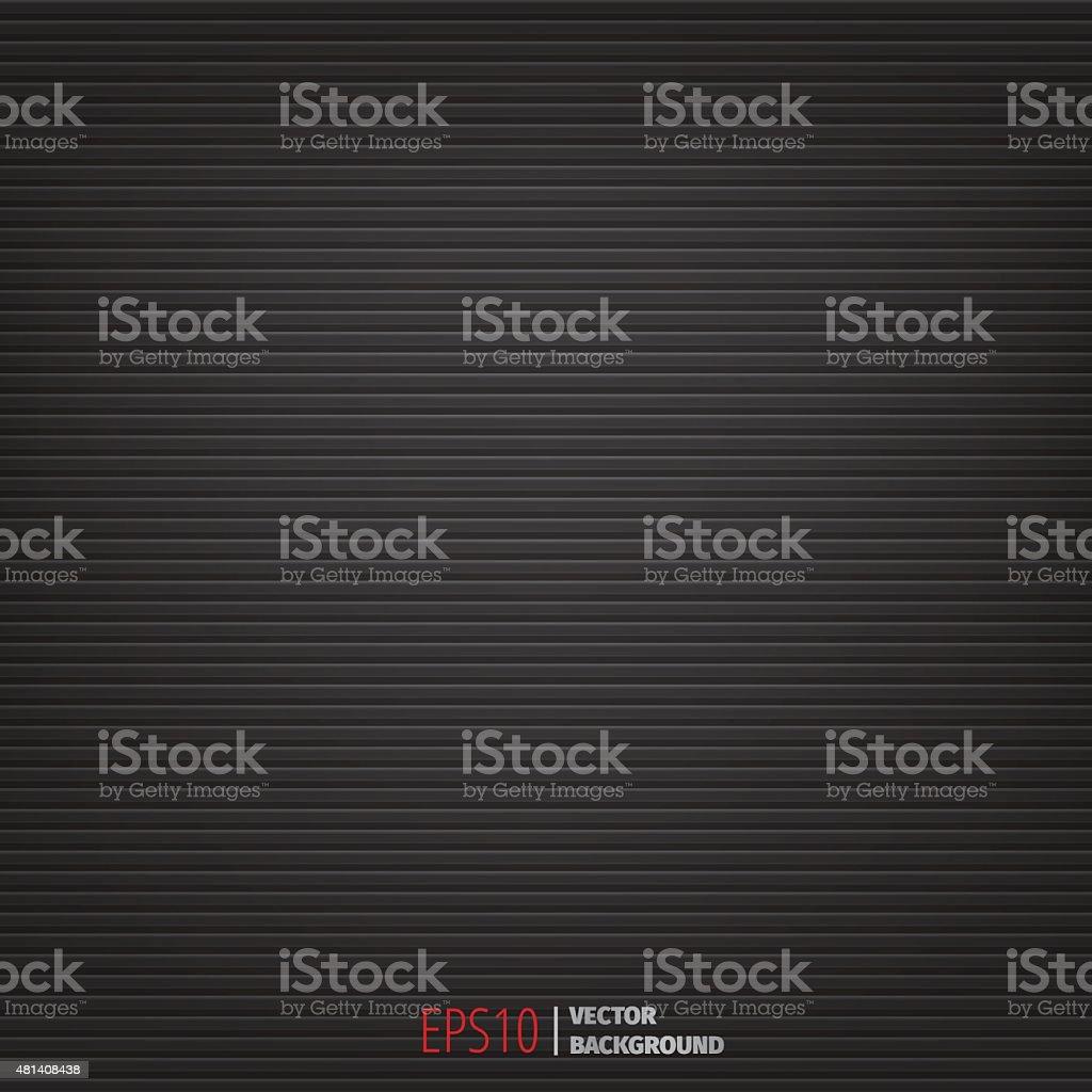 dark background with horizontal lines vector art illustration
