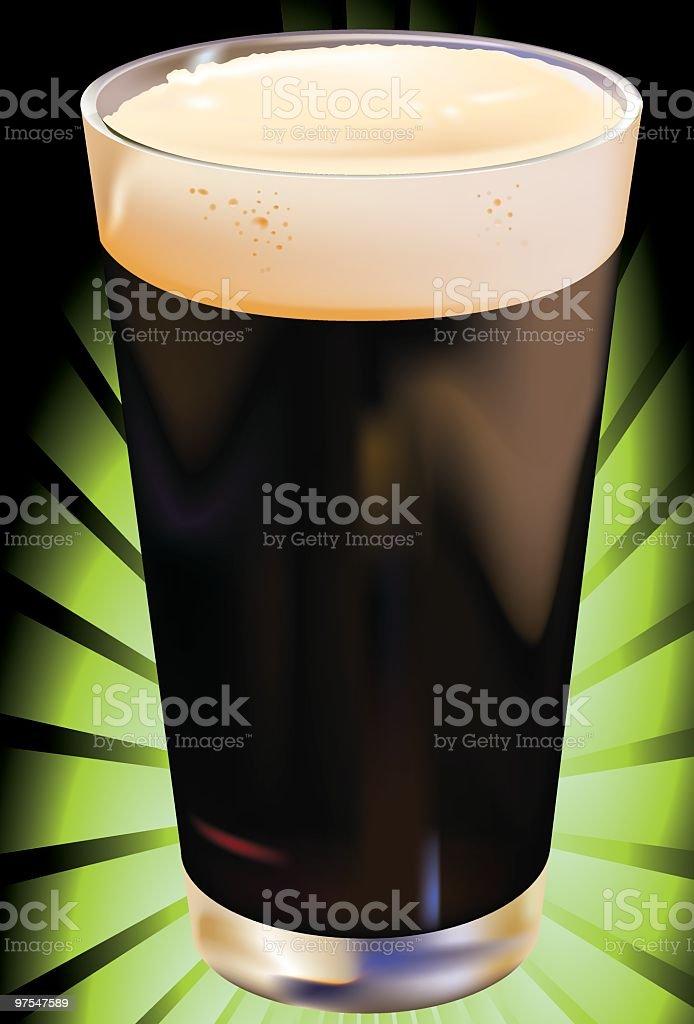 Dark la bière dark la bière – cliparts vectoriels et plus d'images de bière libre de droits
