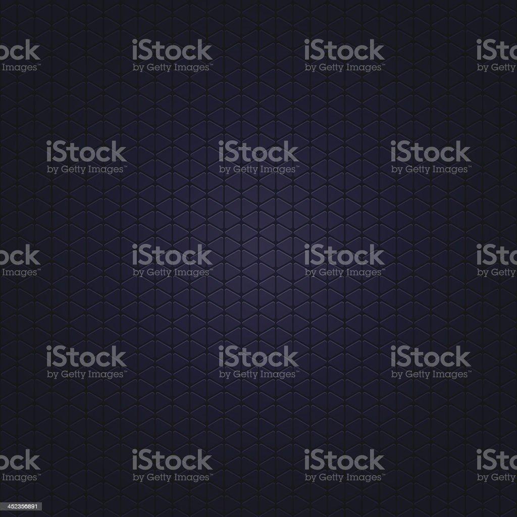 Dark blue background with abstract highlight vector art illustration