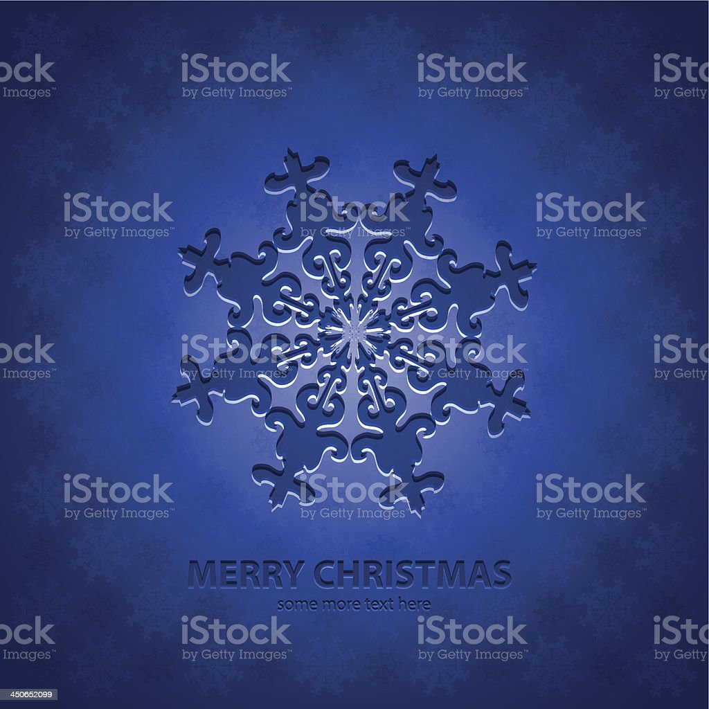 Dark blue Merry Christmas background royalty-free dark blue merry christmas background stock vector art & more images of abstract