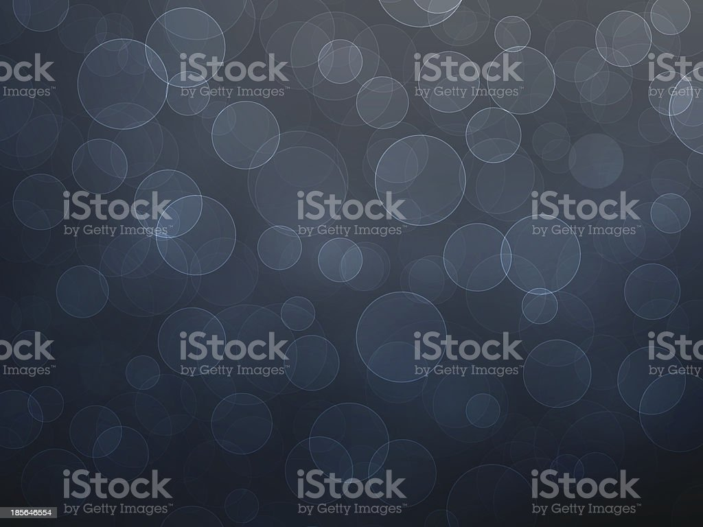 Dark Bokeh Background royalty-free dark bokeh background stock vector art & more images of abstract