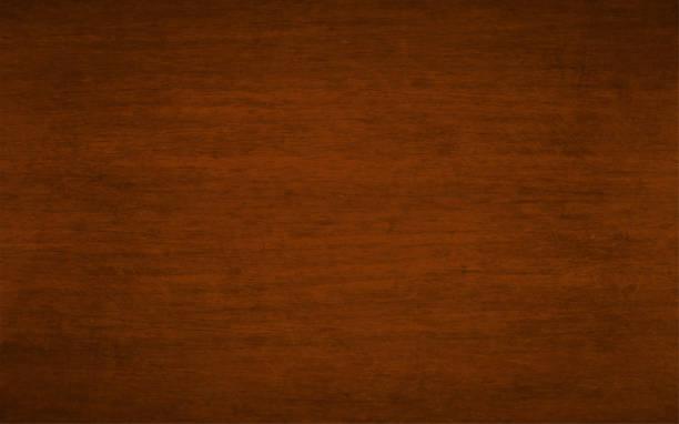 ilustrações, clipart, desenhos animados e ícones de cor marrom escura madeira textured ilustração do estoque do vetor - wood