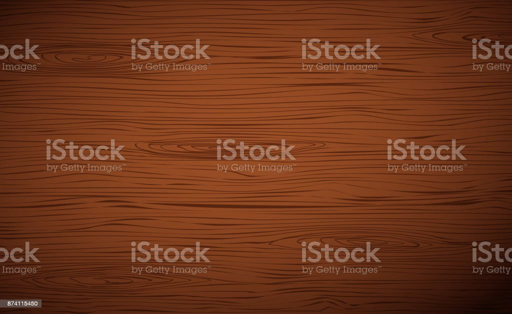 Royalty Free Dark Wood Cutting Board Clip Art Vector Images