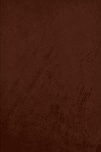 Dark chocolate brown color, splashed or creased vector backgrounds
