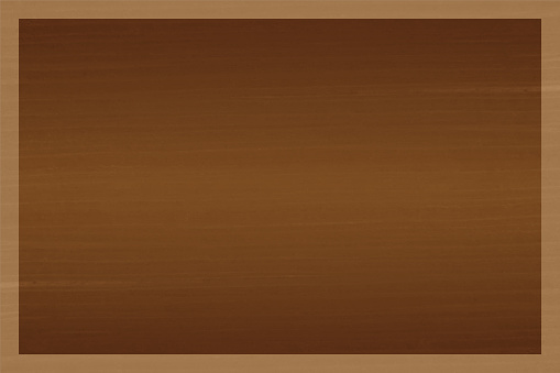 Dark chocolate brown coloured crepe paper textured framed backgrounds with glossy beige grunge border at all edges