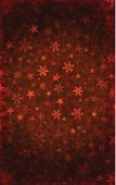 Dark Grungy Vector Christmas Background