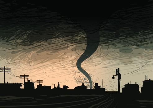 Wind stock illustrations