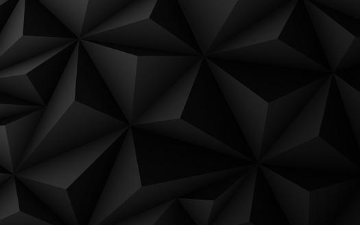 Dark Prism Textured Abstract Background