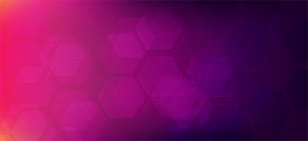 Dark Purple Abstract Technology background
