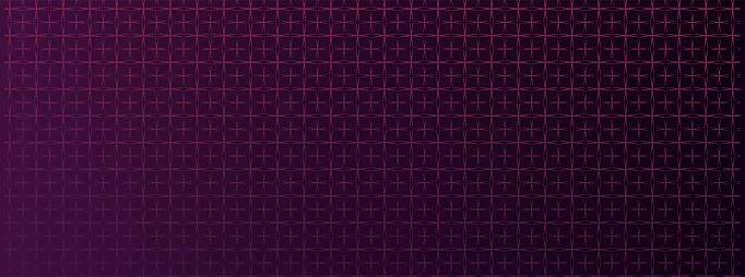 dark purple background pattern, wallpaper texture - horizontal, vector illustration.