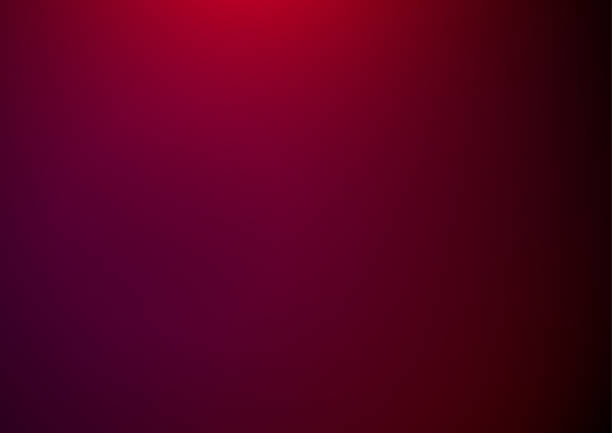Dark red abstract blurry background vector art illustration