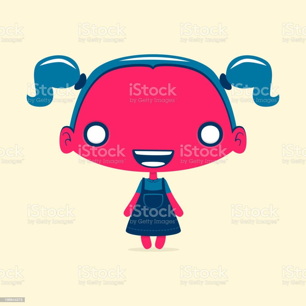 Dark red girl royalty-free dark red girl stock vector art & more images of adult