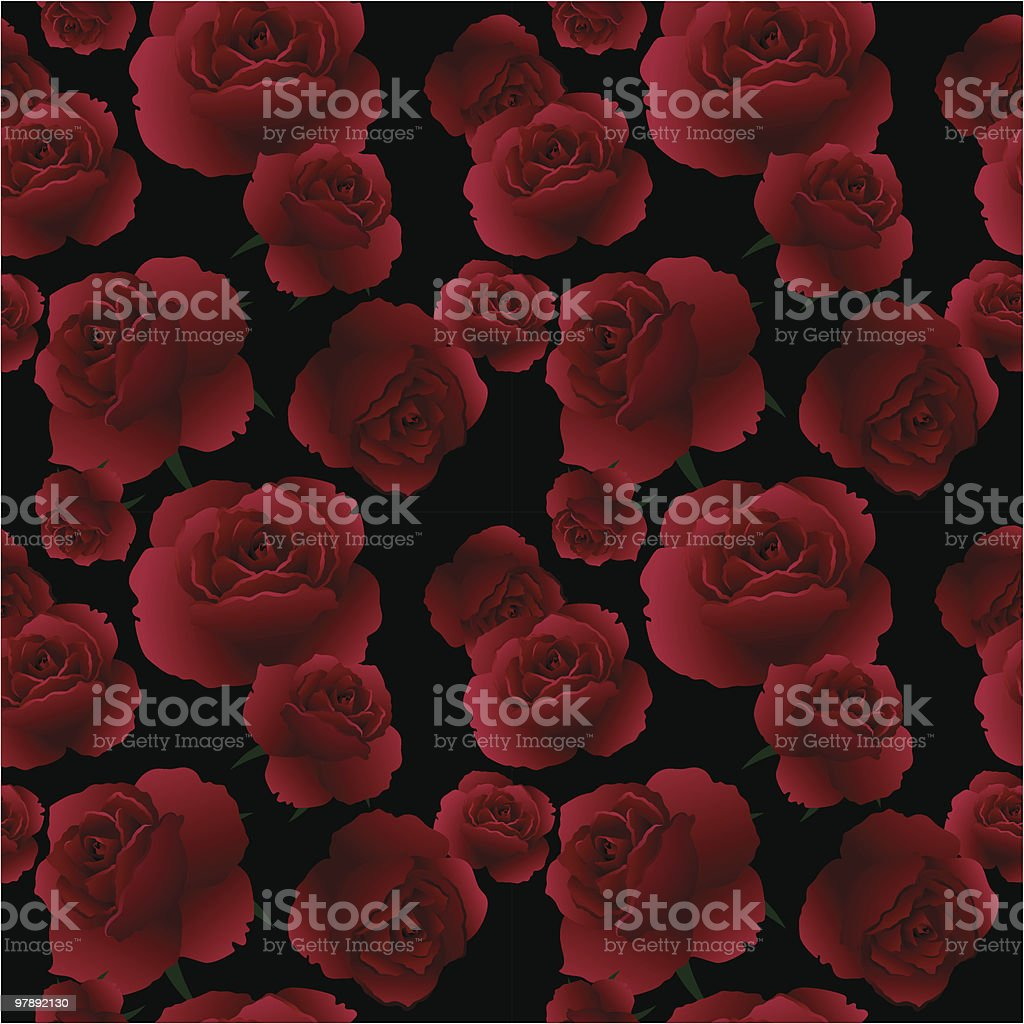 dark roses royalty-free dark roses stock vector art & more images of backgrounds