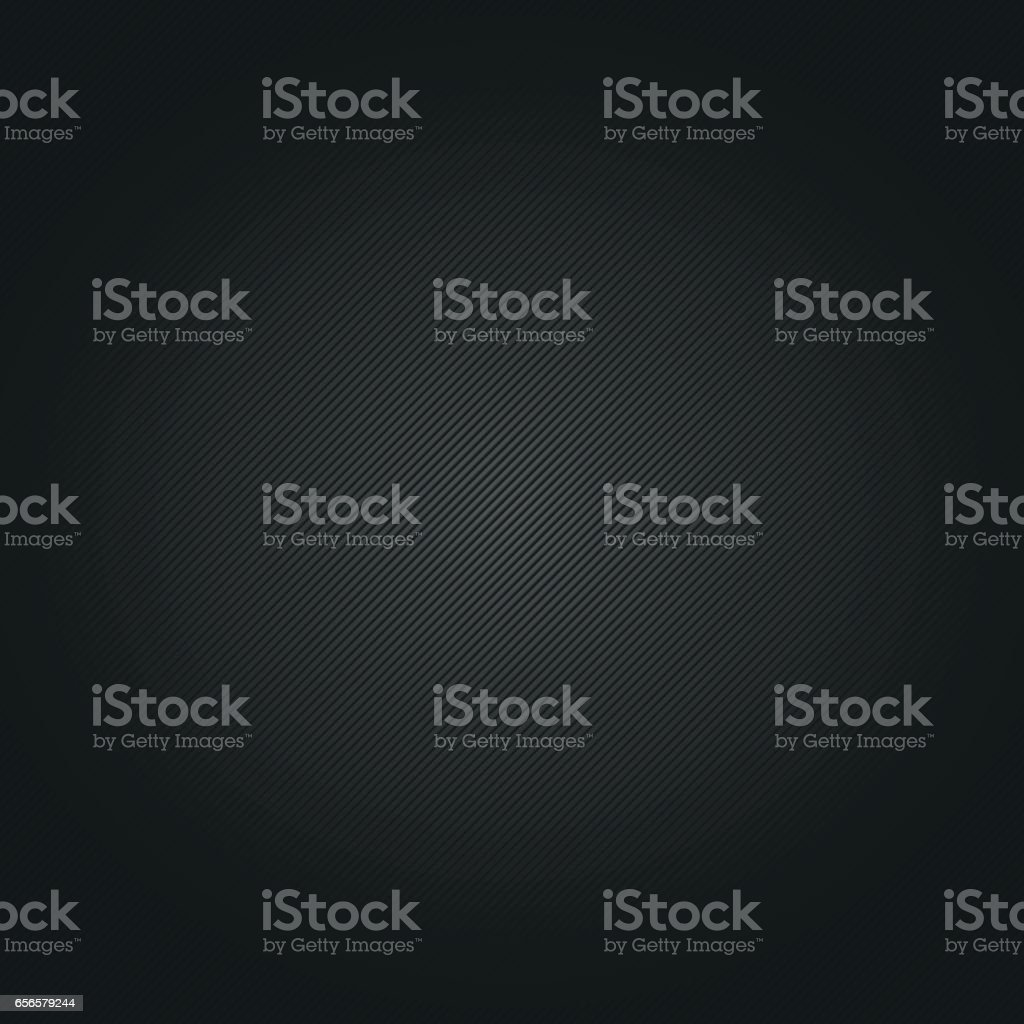 Dark striped texture vector art illustration