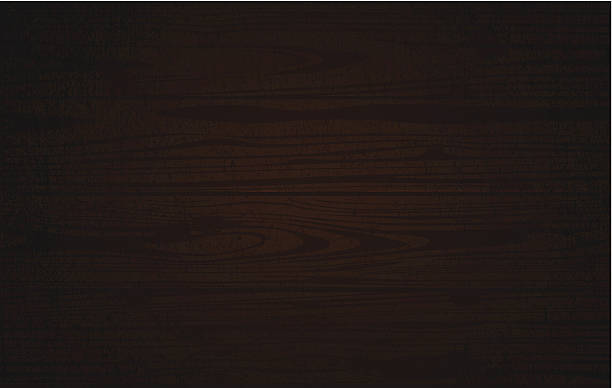 dark wooden background - wood texture stock illustrations