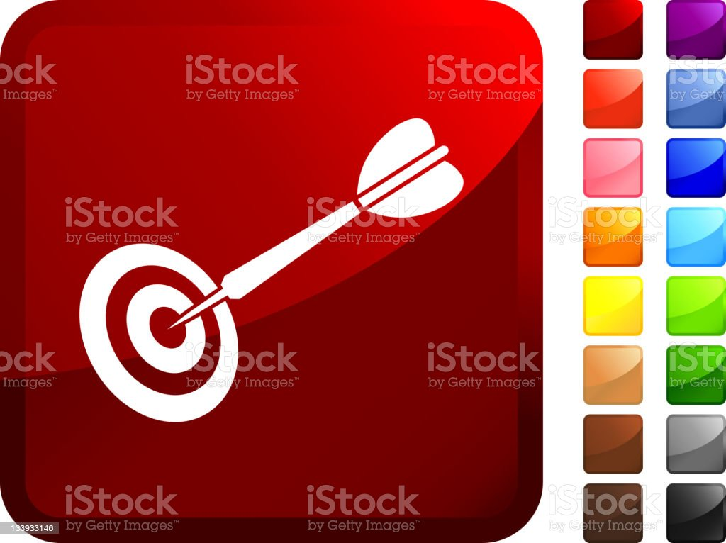 dart and target internet royalty free vector art royalty-free stock vector art