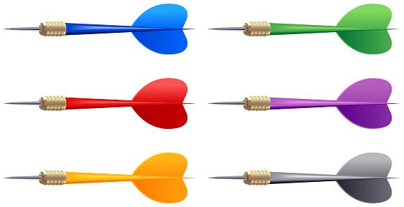 Dart Leisure Game Arrow