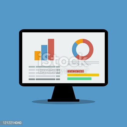 istock dashboard with charts and table on personal computer screen 1212214040