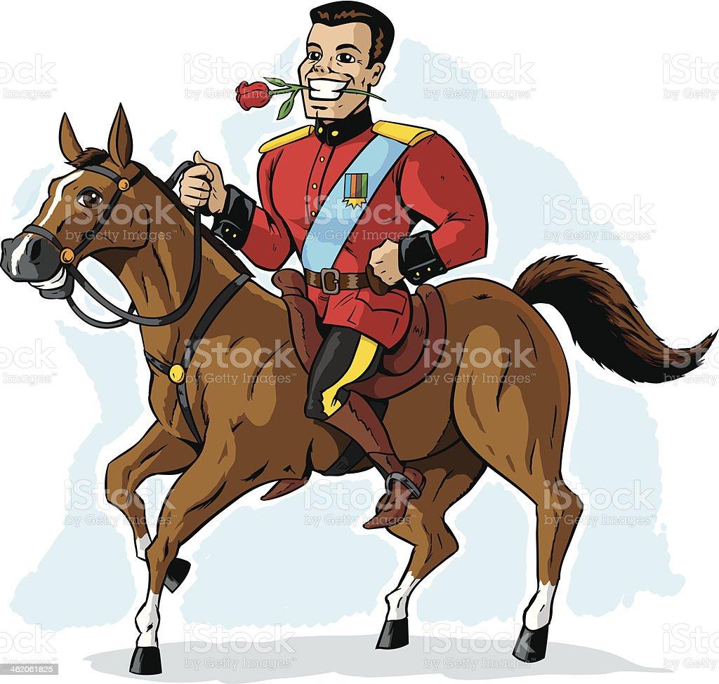 Dashing prince royalty-free dashing prince stock vector art & more images of animal