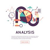 Data analysis, business graph statistics, financial research.