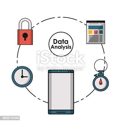 655652514 istock photo Data analysis concept 956516498