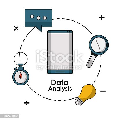 655652514 istock photo Data analysis concept 956521368