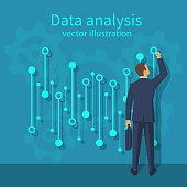 Data analysis. vector