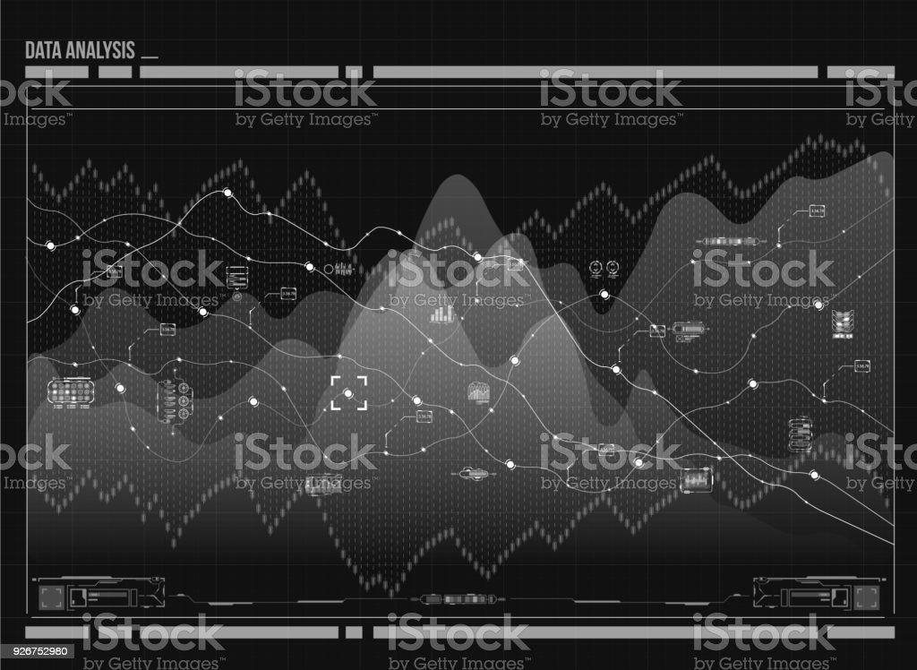 データ解析の可視化視覚的なデータの複雑さ社会的なネットワーク表現 ...
