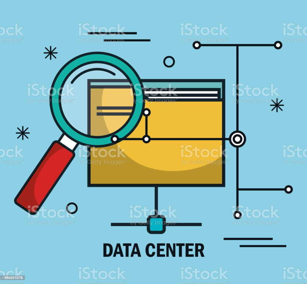 data center files folder search isolated royalty-free data center files folder search isolated stock vector art & more images of accessibility
