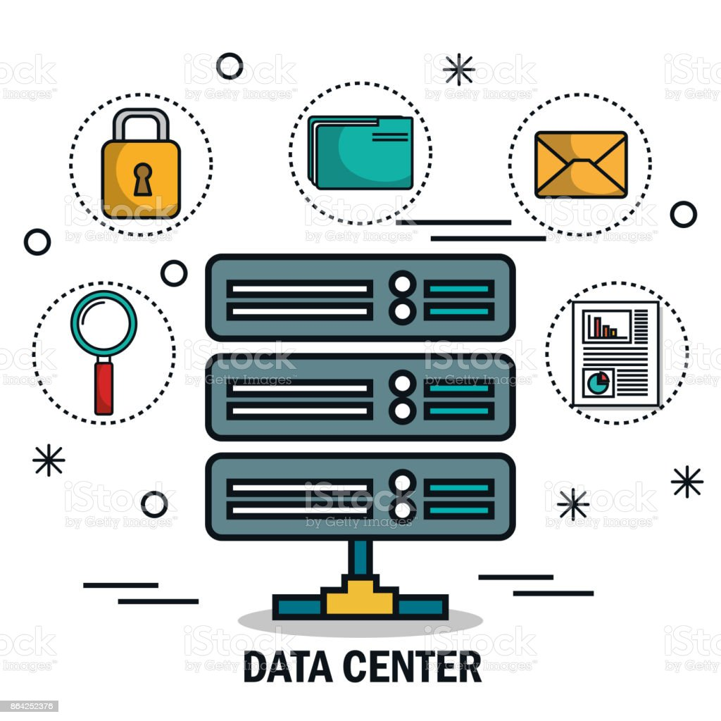 data center tower icons isolated royalty-free data center tower icons isolated stock vector art & more images of analyzing