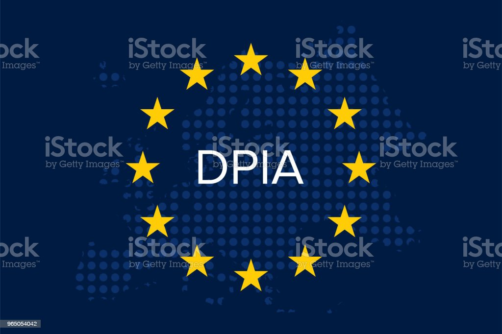 Data Protection Impact Assessment (DPIA) royalty-free data protection impact assessment stock vector art & more images of belgium