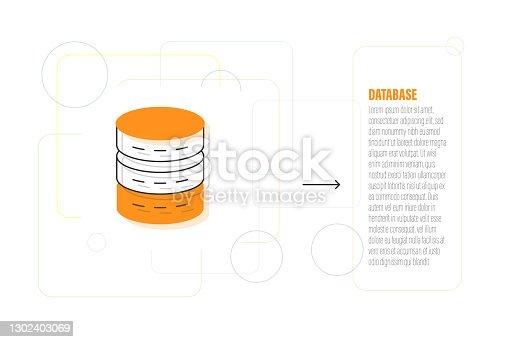 istock Database Icon 1302403069