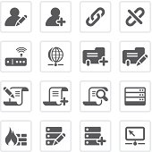 Database icons  | prime series