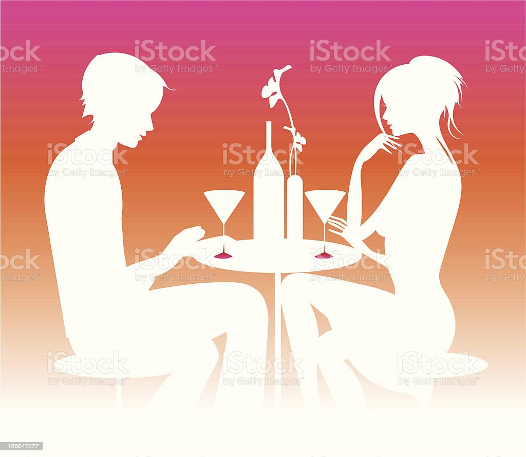 Date vector art illustration