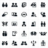 Dating and Couples Relationships Icons
