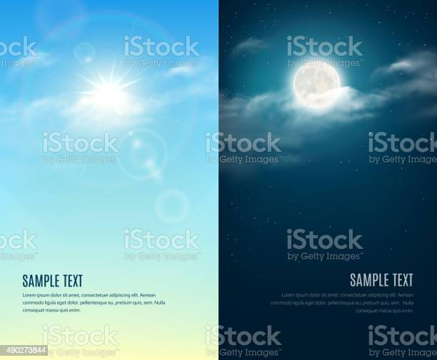 Day and night illustration sky background vector id490273844?b=1&k=6&m=490273844&s=612x612&h=efkttm7labphv7xow2vdz2sahr rc9tx2rfijvbwtn8=