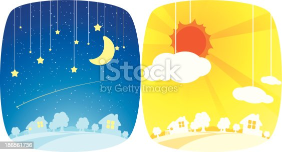 istock Day and Night 186561736