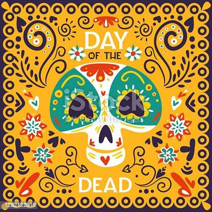 istock day dead mexico illustration 1292122915
