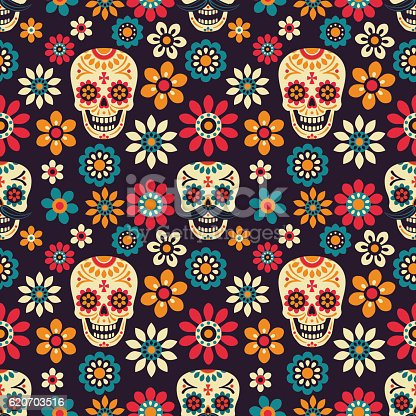 istock Day of the Dead 620703516