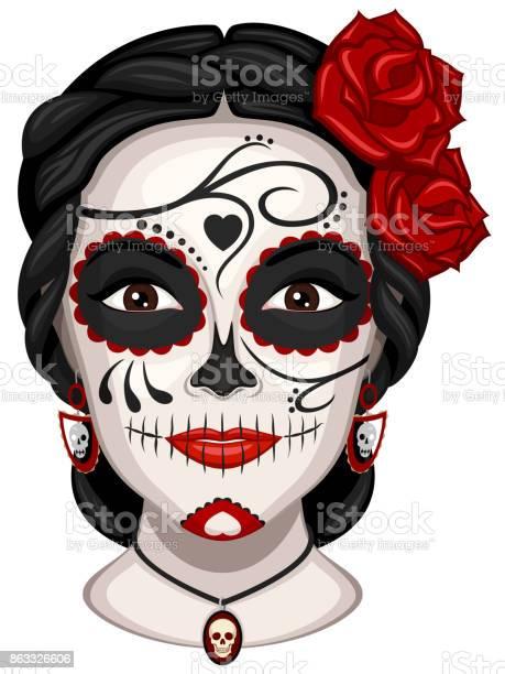 Dia de los muertos woman vector id863326606?b=1&k=6&m=863326606&s=612x612&h=5am23walrpgiomihyrca94k77bm78bxjlc6vetw2 ms=