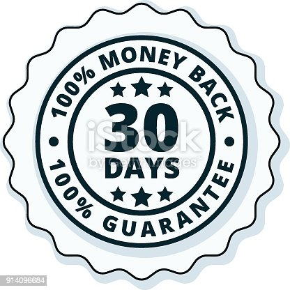 30 Days Money Back illustration