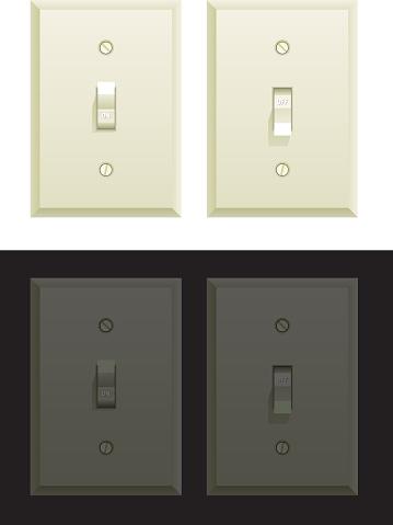 Daytime and Nighttime Light Switch