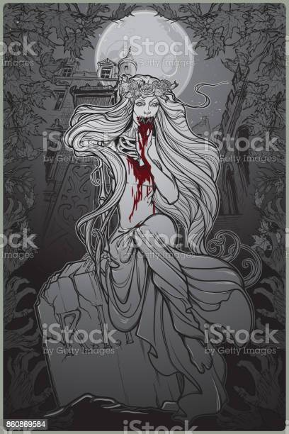 Dead bride zombie girl with a sewn up mouth blood stained hands and vector id860869584?b=1&k=6&m=860869584&s=612x612&h=issseodpsggg2 nj60dilc1vnw9lrt 35ix ciaduz4=