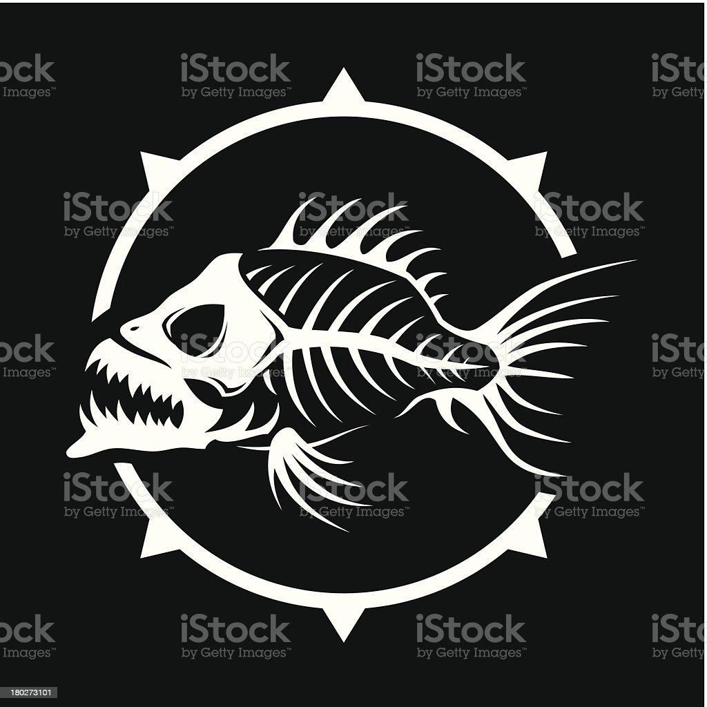 Tote Fische Stock Vektor Art und mehr Bilder von Anatomie 180273101 ...