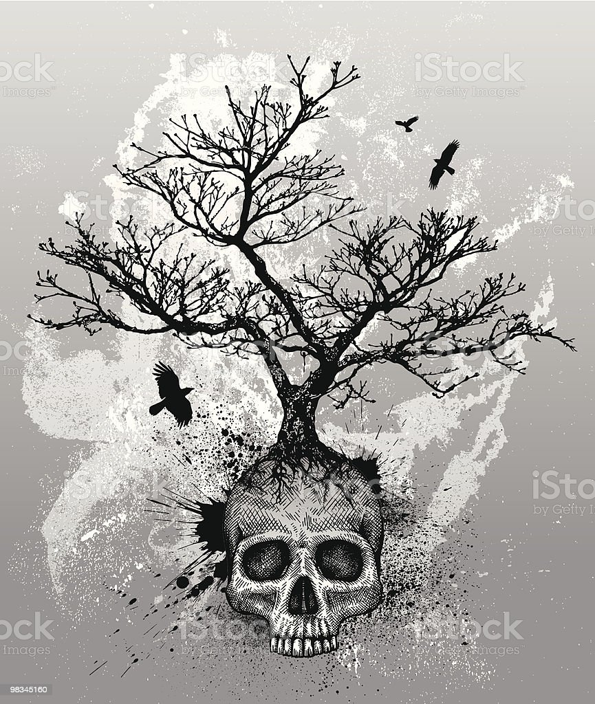 Dead Tree royalty-free dead tree stock vector art & more images of animal body part